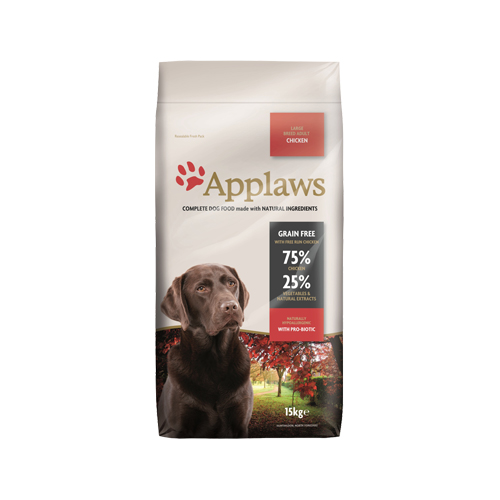 Applaws Adult Large Breed Hundefutter - Huhn