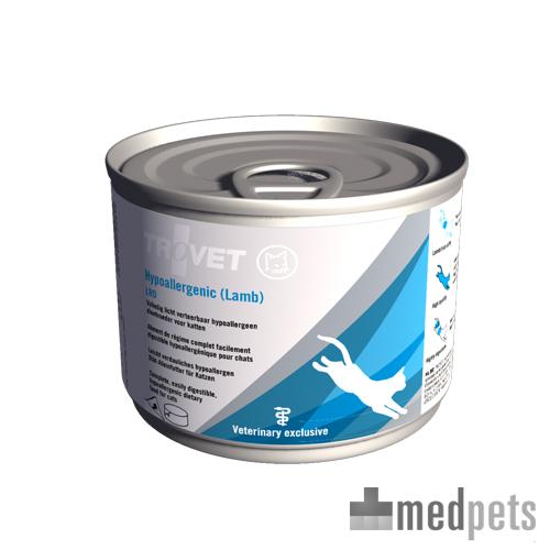 TROVET Hypoallergenic LRD Katzenfutter - Dosen - Lamb
