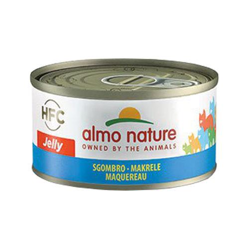 Almo Nature HFC 70 Jelly Katzenfutter - Dosen - Makrele