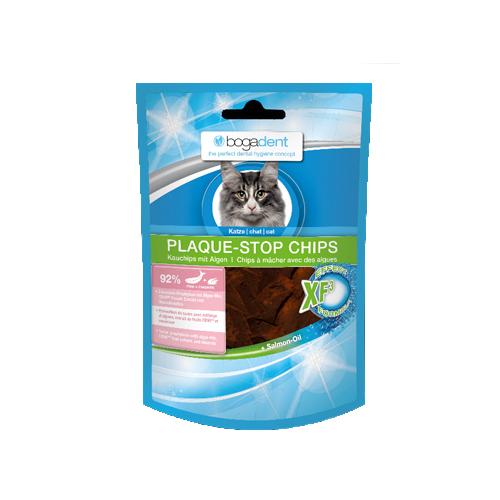 Bogadent Plaque-Stop Chips Katze - Fisch