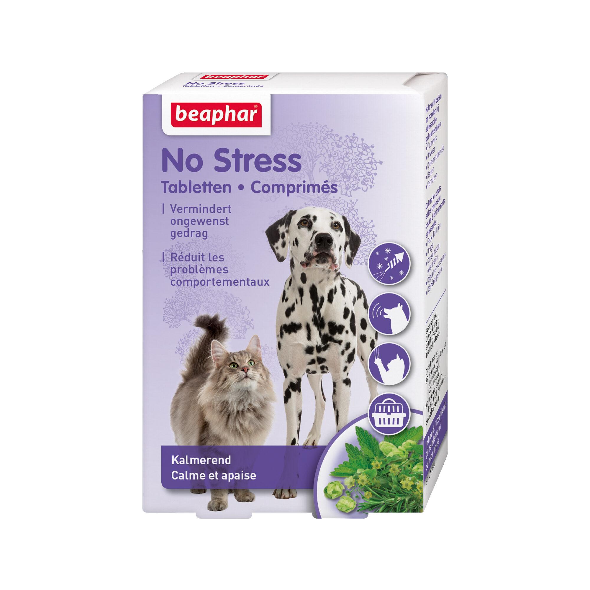 Beaphar No Stress Tabletten für Hund & Katze