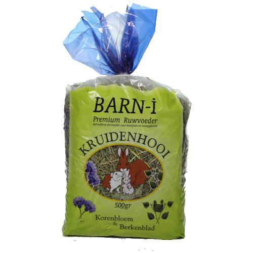 Barn-i Kräuterheui - Kornblume und Birkenblatt