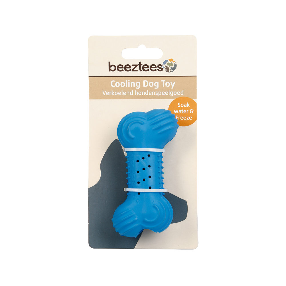 Beeztees Frisco Rubber Bone