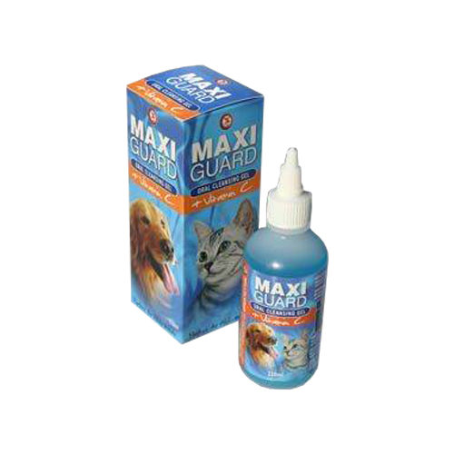 Maxi Guard Oral Cleansing Gel mit Vitamin C