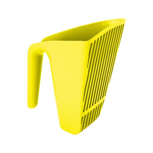 Moderna Katzenstreuschaufel Scoop & Sift - Gelb