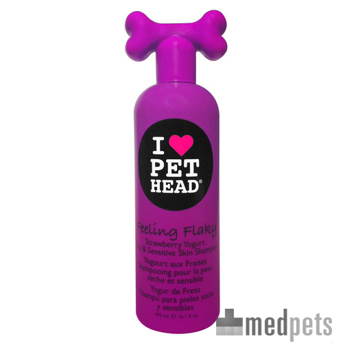 Pet Head Dog Feeling Flaky Shampoo