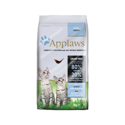 Applaws Kittenfutter - Huhn - 2 kg