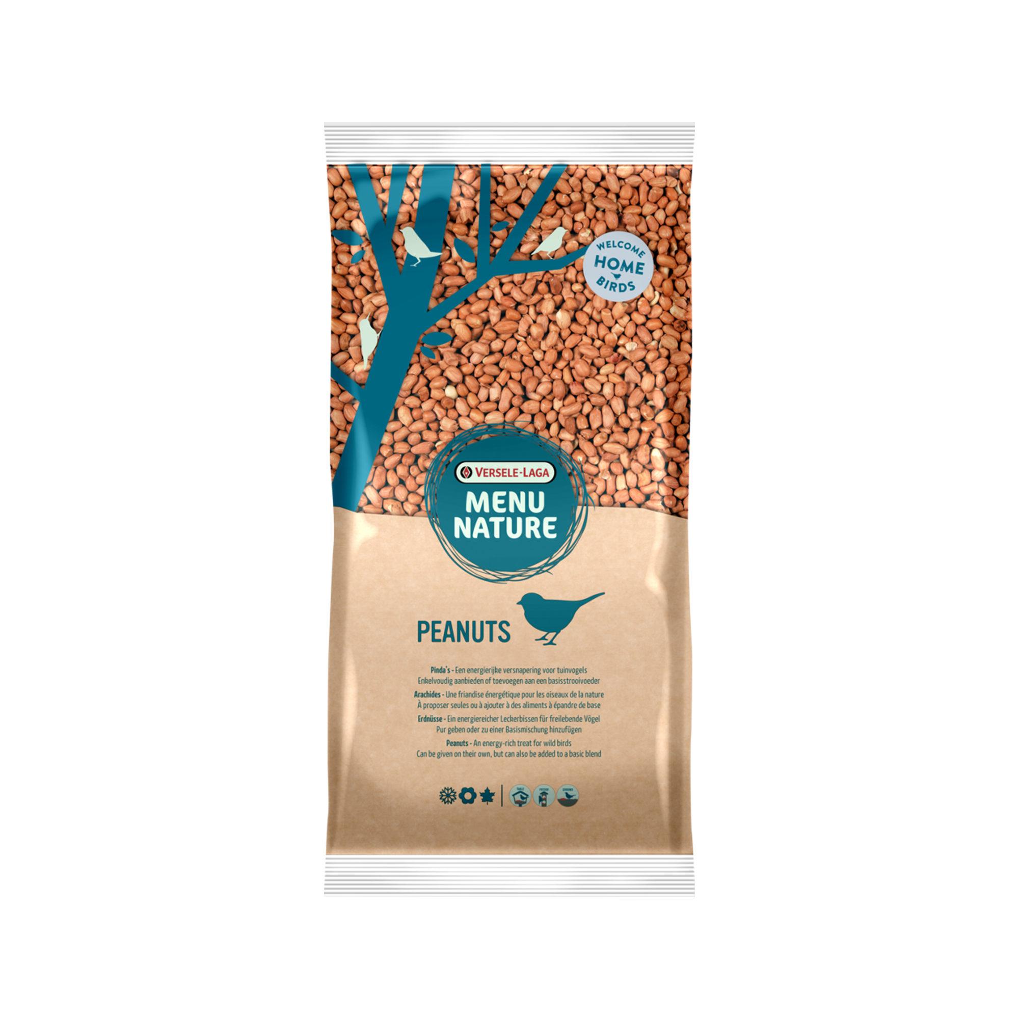 Versele-Laga Menu Nature Peanuts