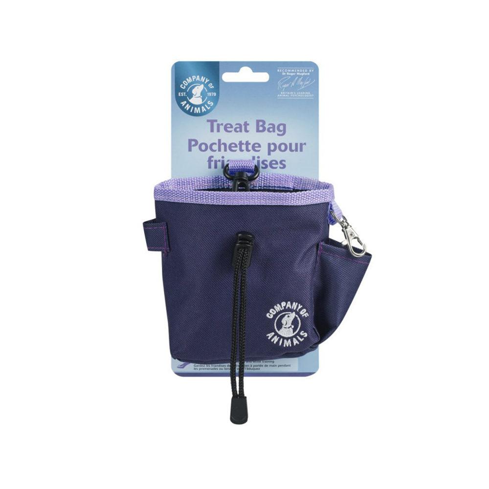 Clix Treat Bag - Violett