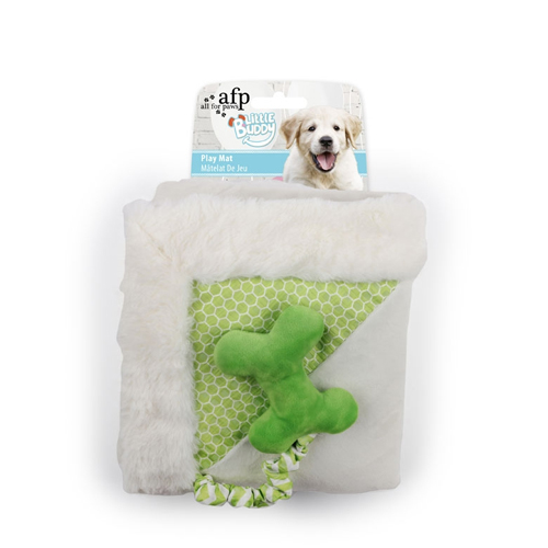 AFP Little Buddy Play Mat - Grün