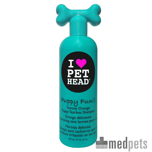 Pet Head Dog Puppy Fun Shampoo