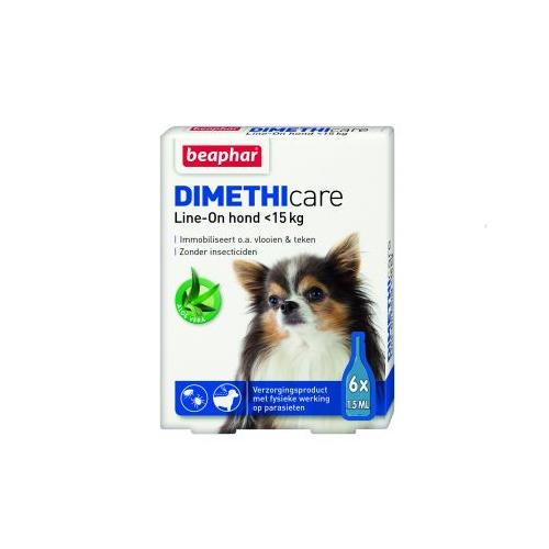 Beaphar DIMETHIcare Line-on Hund - bis zu 15 kg