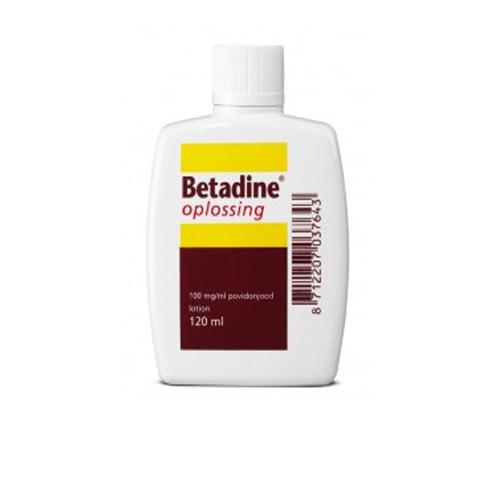 Betadine Lösung