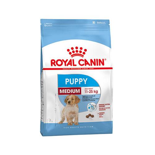 Royal Canin Puppy Medium Hundefutter