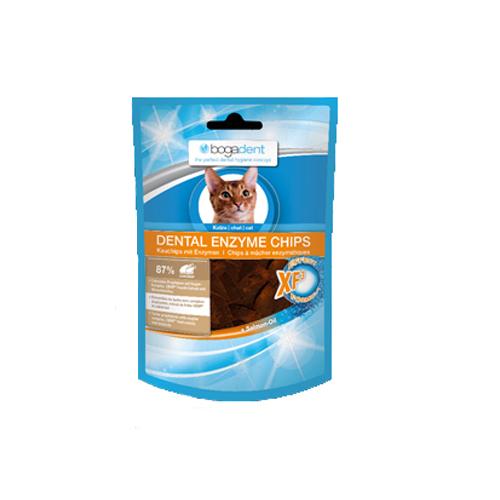 Bogadent Dental Enzyme Chips Katze - Huhn
