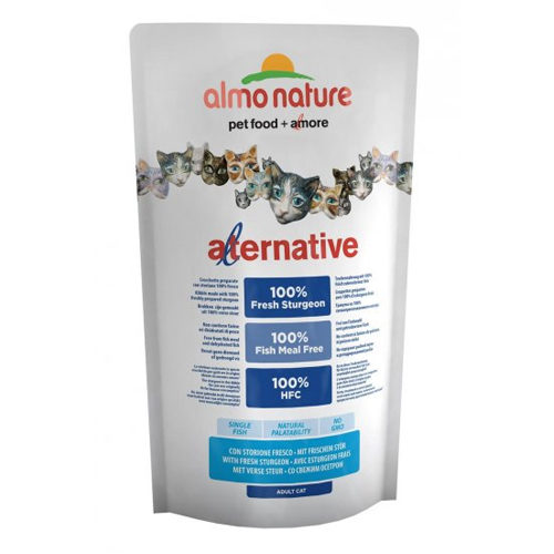 Almo Nature HFC Alternative Katzenfutter - Stör