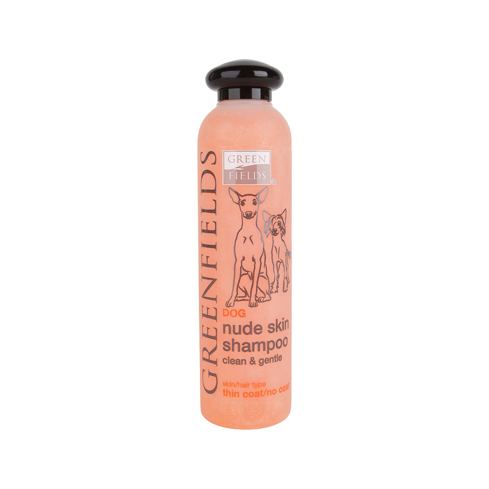 Greenfields Dog Nude Skin Shampoo