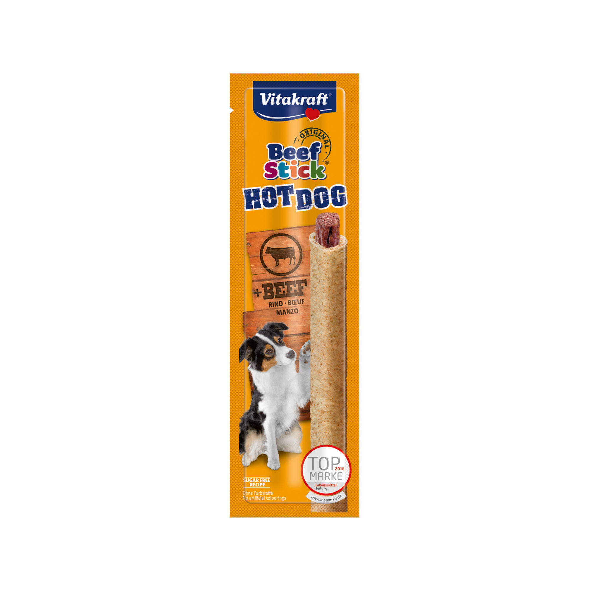 Vitakraft Beef Stick - Hot Dog