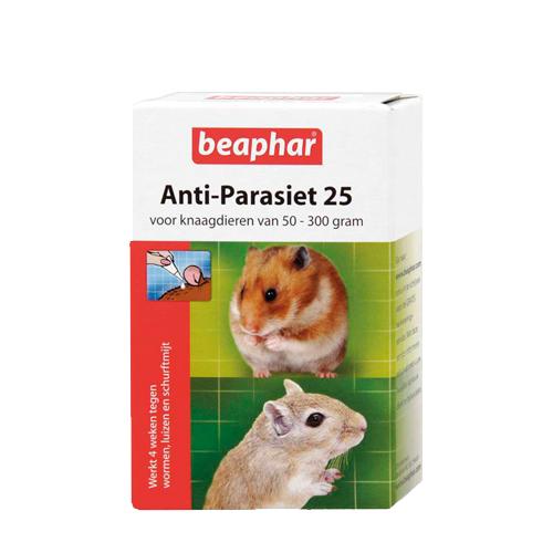 Beaphar Anti-Parasit Kaninchen/ Nager 25