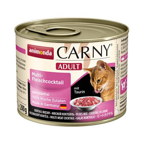 Animonda Carny Adult Katzenfutter - 6 x 200 g