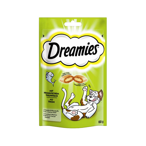 Dreamies - Thunfisch
