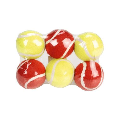 Beeztees Tennisball mit Pfotenabdruck