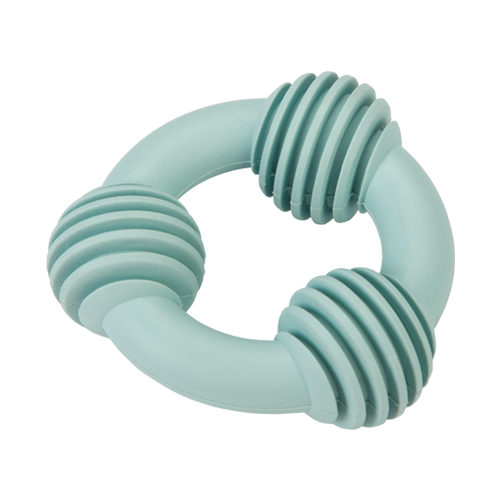 Beeztees Welpen Dental Ring - Grün