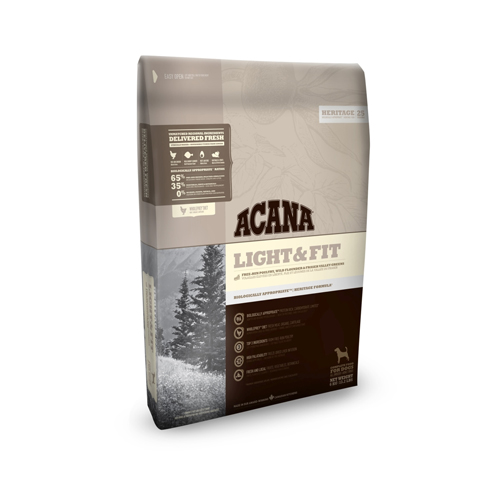 ACANA Light & Fit Heritage Hundefutter