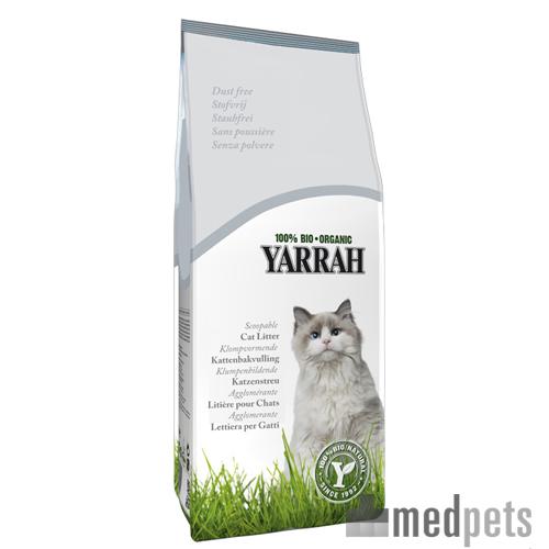 Yarrah Klump Katzenstreu aus Biolehm