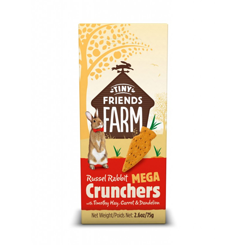 Supreme Tiny Friends Farm Mega Crunchers