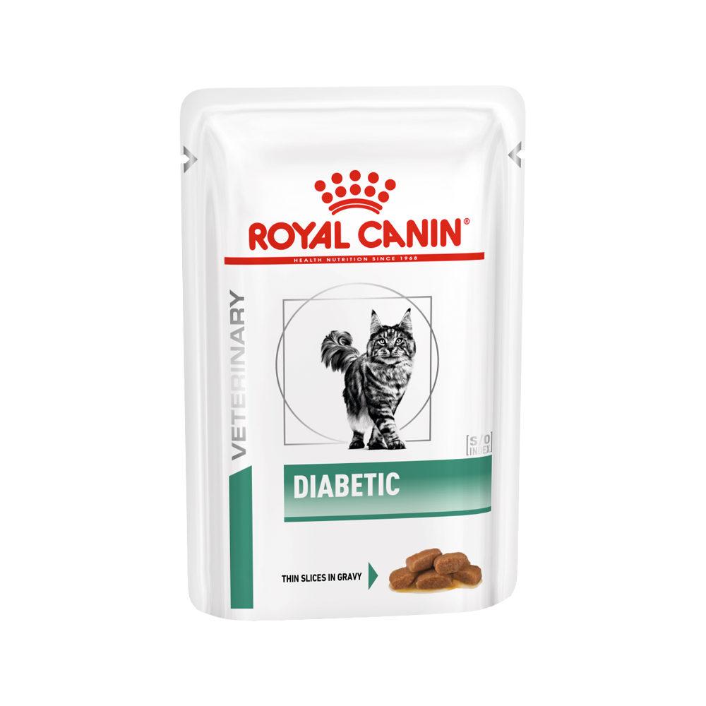 Royal Canin Diabetic Katzenfutter - Frischebeutel