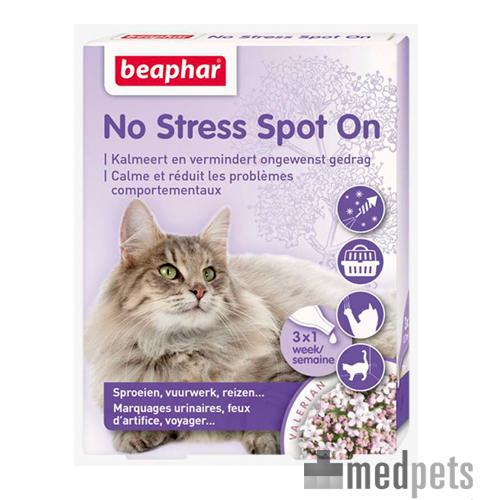 Beaphar No Stress Katze Pipetten