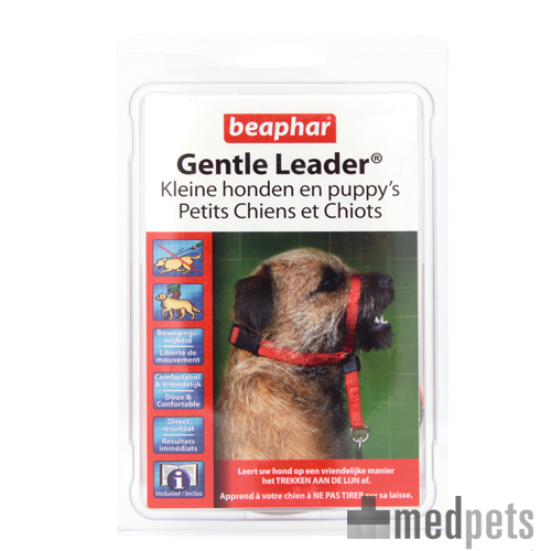 Beaphar Gentle Leader - Rot - M