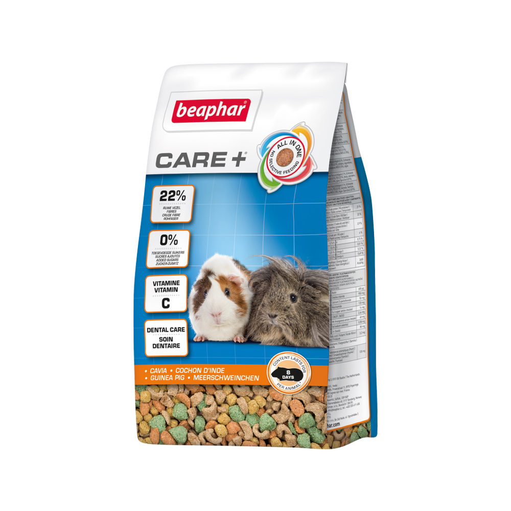 Beaphar Care+ Meerschweinchen - 1,5 kg