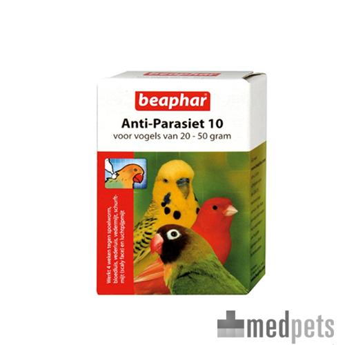 Beaphar Anti-Parasit 10 für Vögel