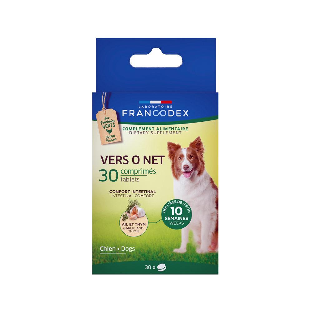 Francodex Vers O Net Tabletten für Hunde
