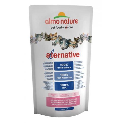 Almo Nature Alternative Katzenfutter - Lachs & Reis