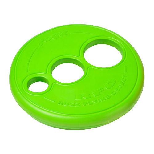 Rogz Flying Object Frisbee - Limette