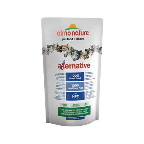 Almo Nature HFC Alternative Katzenfutter - Wachtel