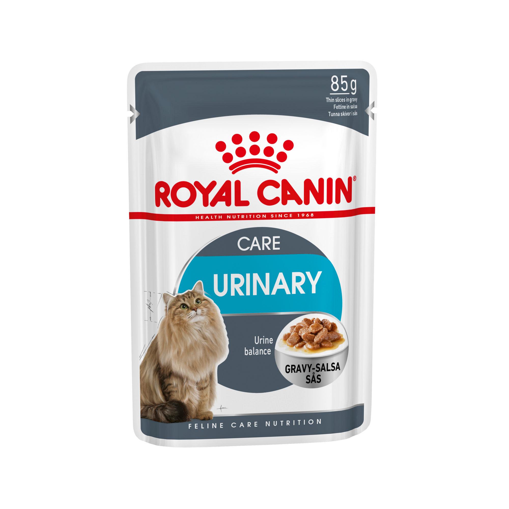 Royal Canin Urinary Care in Gravy Katzenfutter - Frischebeutel