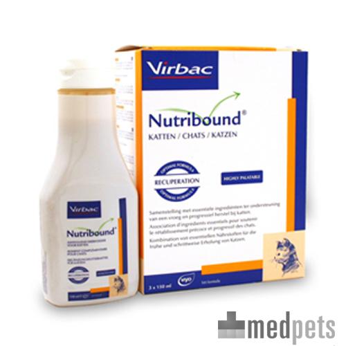 Virbac Nutribound Katze