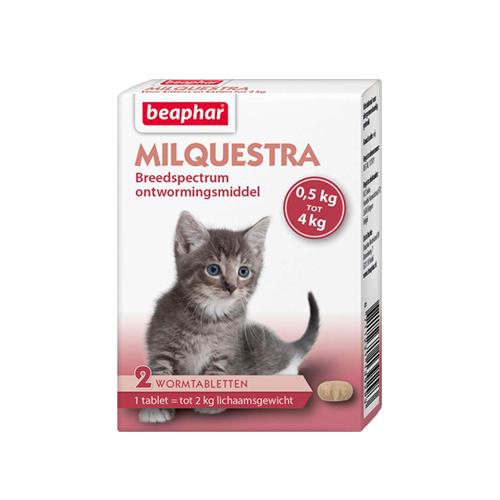 Beaphar Milquestra - kleine Katze/Kätzchen