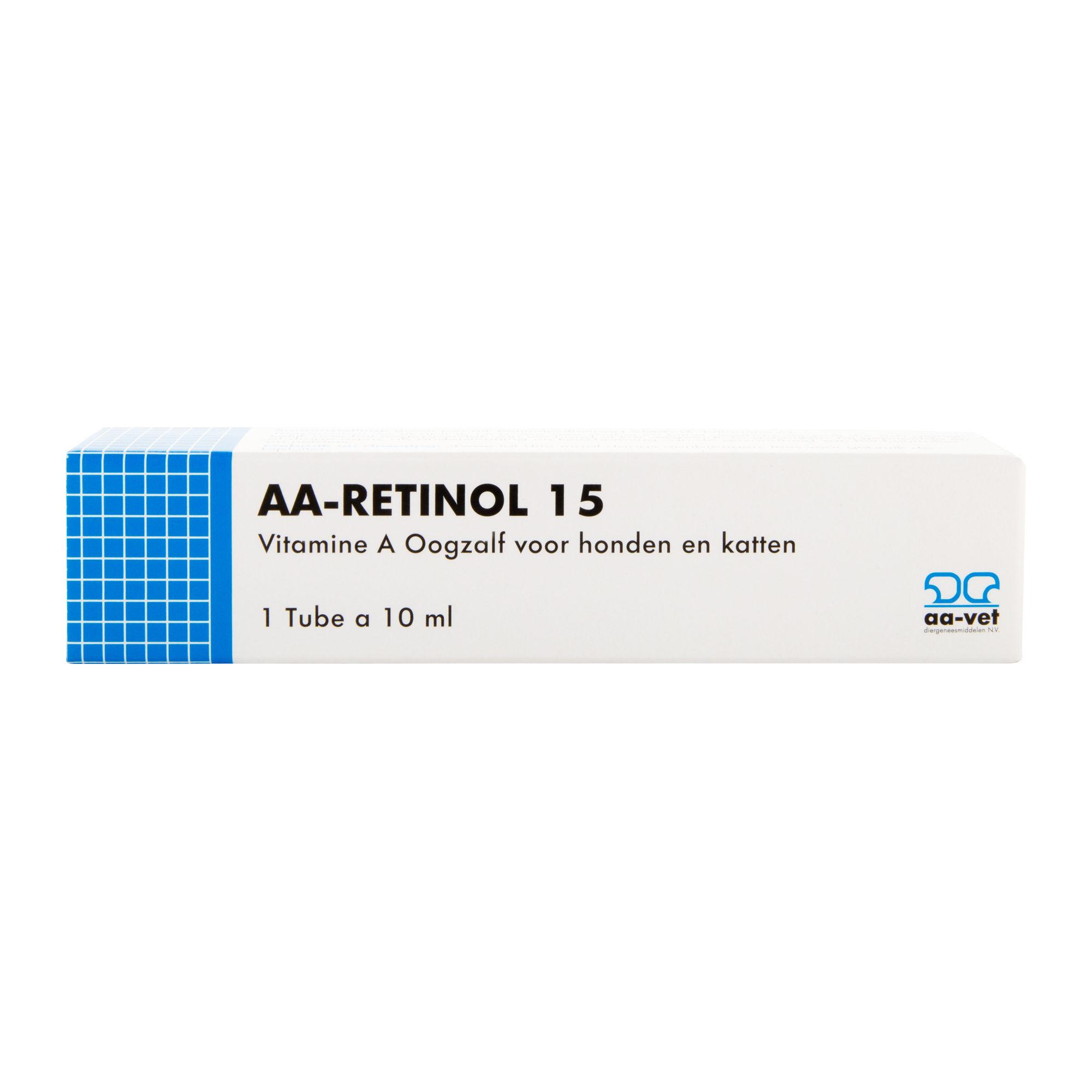 AA-Retinol 15 Augensalbe