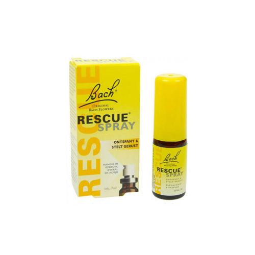 Bach Rescue Spray