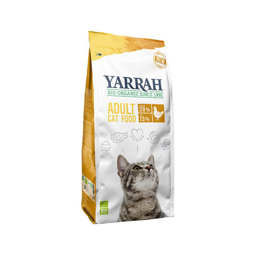 Yarrah Bio Adult Katzenfutter - Huhn