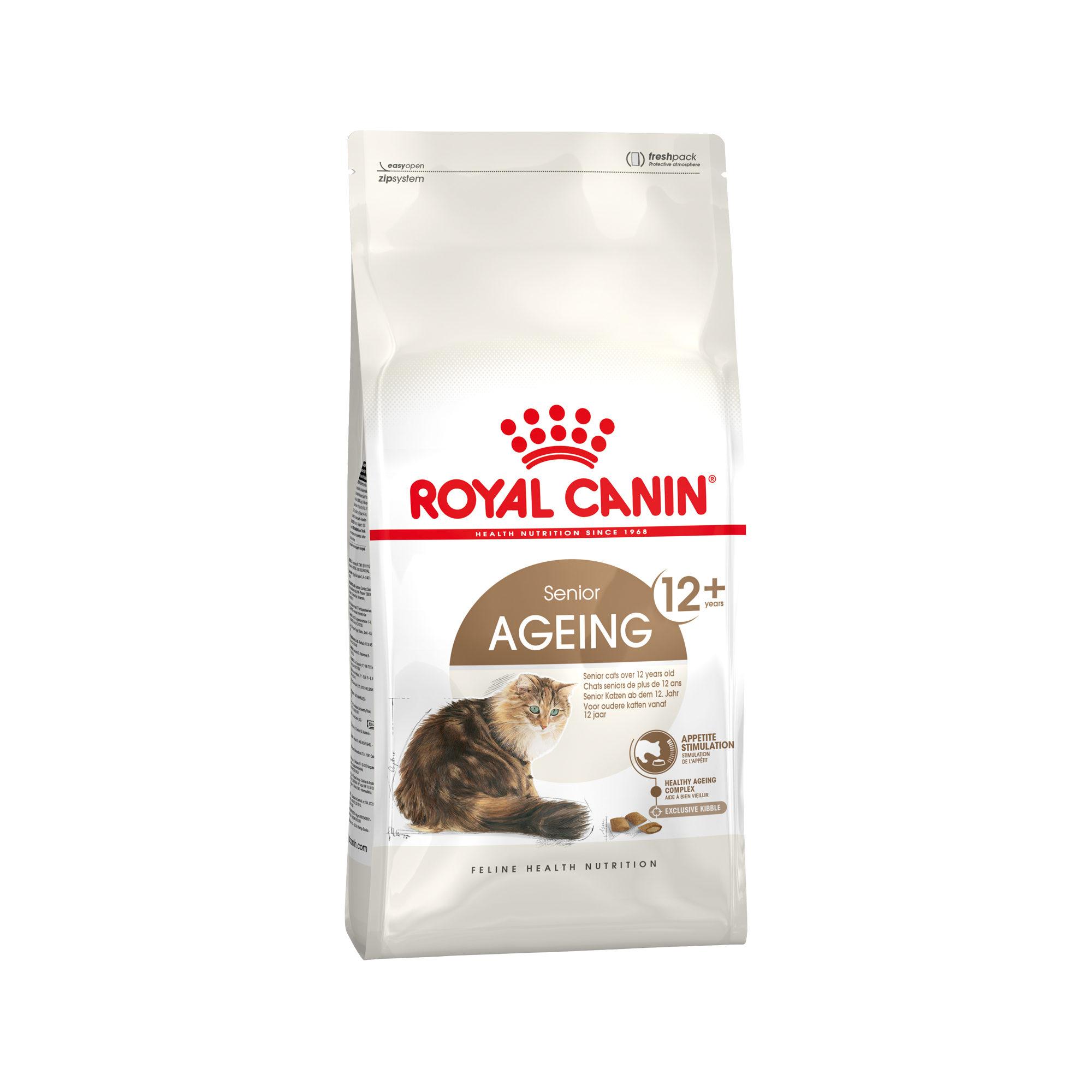 Royal Canin Ageing 12+ Katzenfutter