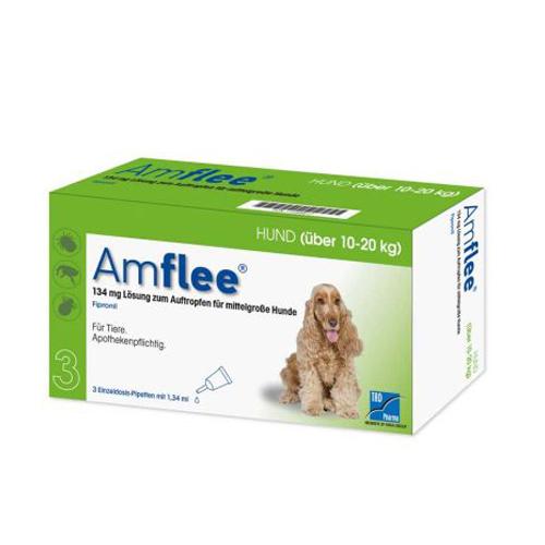 Amflee Spot-on Hund - 134 mg