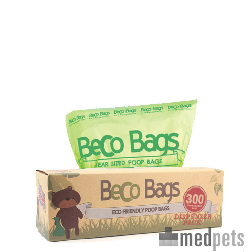 Beco Poop Bags - Dispenser Roll