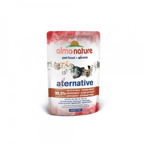 Almo Nature Alternative Katzenfutter - Dosen - Hühnerbrust