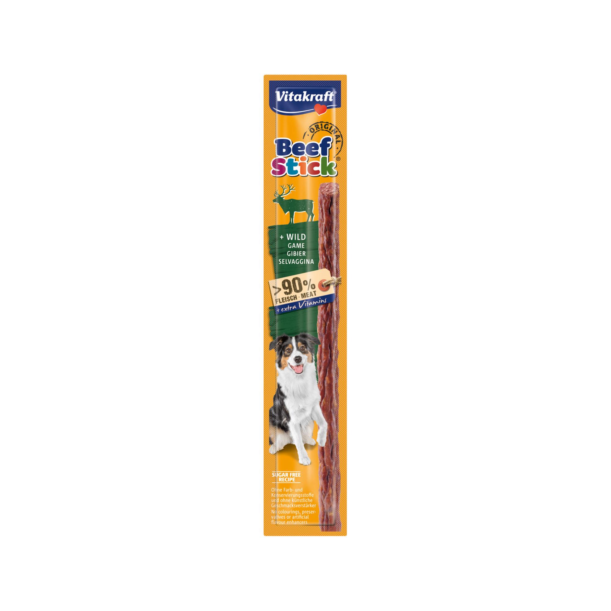 Vitakraft Beef Stick - Original Wild